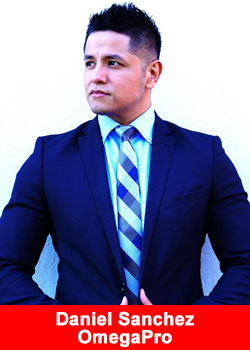 Daniel Sanchez Achieves Diamond Rank At OmegaPro