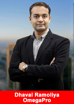 Post image for Dhaval Ramoliya From India Achieves Blue Diamond Rank At OmegaPro