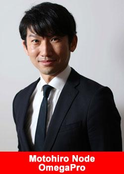 Motohiro Node From Japan Achieves Blue Diamond Rank At OmegaPro