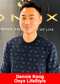 Dennis Kong Achieves Crown Ambassador At Onyx LifeStyle