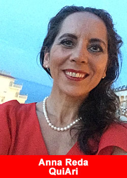 Top Leader Anna Reda From France Joins QuiAri