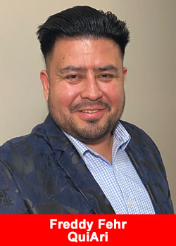 MLM Leader Freddy Fehr From Peru Joins QuiAri