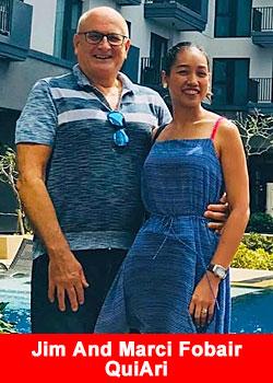 Network Marketing Legends Jim And Marci Fobair Join QuiAri