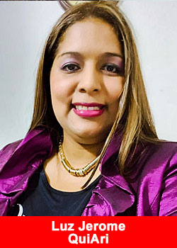 Post image for Financial Consultant Luz Jerome From Panama Joins QuiAri