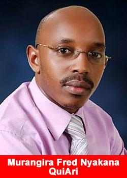 Rwanda's MLM Industry Leader Murangira Fred Nyakana, Joins QuiAri