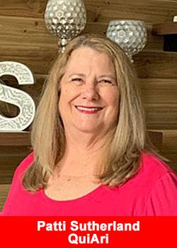 MLM Leader Patti Sutherland Joins QuiAri