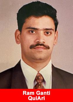 MLM Leader Ram Ganti From India Joins QuiAri