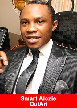 Top Leader Smart Alozie From Nigeria Joins QuiAri