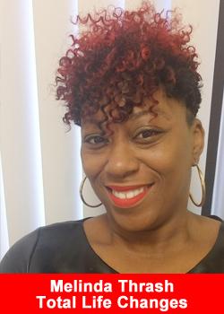 Total Life Changes, National Director, Melinda Trash