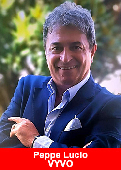 Network Marketing Leader Peppe Lucio From Italy Joins VYVO