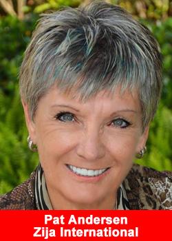 Patricia Andersen One Of The Longest Standing Leaders In Zija International