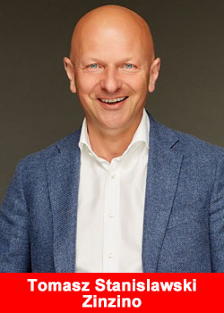 Zinzino Appoints Tomasz Stanislawski As Sales Director