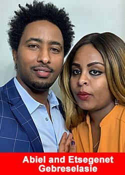 Abiel & Etsegenet Gebreselasie Achieves Diamond Ambassador Rank At ibüümerang