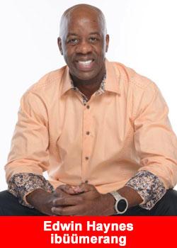 Top Leader Edwin Haynes Joins ibüümerang
