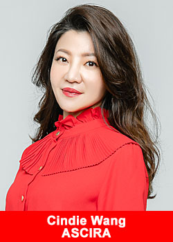 Top Leader Cindie Wang Joins Ascira