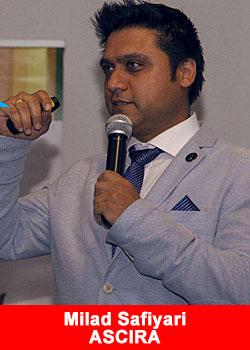 Industry Leader Milad Safiyari From Georgia Joins ASCIRA