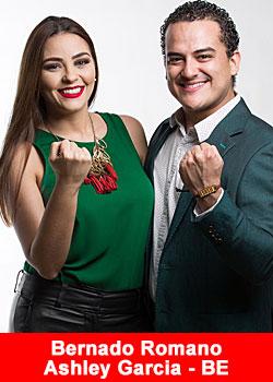 Bernado Romano & Ashley Garcia Achieve Presidential Diamond Rank At BE