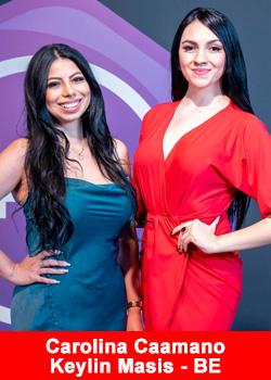Post image for Carolina Caamano & Keylin Masis Achieve Royal Diamond Rank At BE