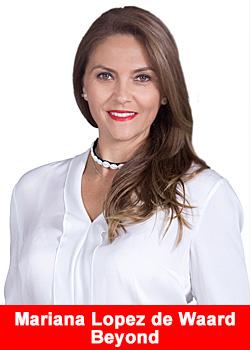 Mariana Lopez de Waard Achieves Crown Ambassador Rank At Beyond