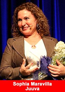 Post image for Sofia Maravilla, Juuva's First US Hispanic Leader, Achieves Diamond Rank