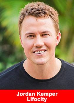Top Earner Jordan Kemper Joins Start-up Lifocity