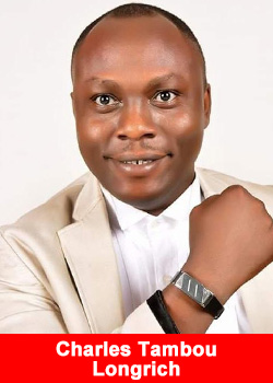 """Charles Tambou - """"The Network Marketing Lion"""" Of Africa"""
