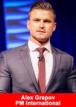 MLM Top Leader Alex Grapov Joins PM International