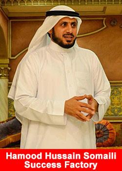 Hamood Hussain Somaili From Saudi Arabia Achieves Black Diamond Rank At Success Factory