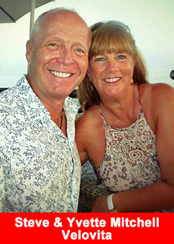 Velovita Appoints Steve And Yvette Mitchell As Global Master Distributors