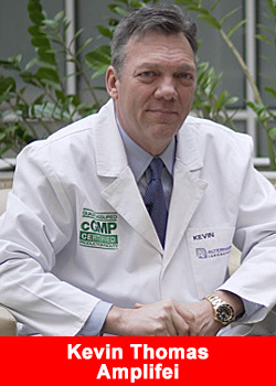 Post image for Amplifei Appoints Kevin Thomas To Its HAPInss Brands Scientific Advisory Board.