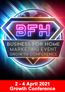 Post image for Business For Home Virtual Conference 2 – 4 April