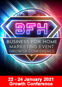 Virtual Business For Home Growth Conference 2021 Announced