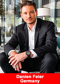 Post image for Danien Feier Top Speaker At The Business For Home Virtual Conference