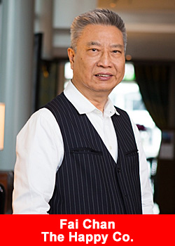 Post image for Global Business Veteran Fai Chan Expects Big Future For The Happy Co.
