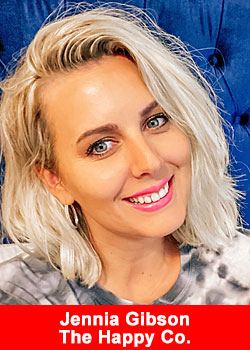 Post image for Jennia Gibson Achieves Royal Black Diamond Rank At The Happy Co.