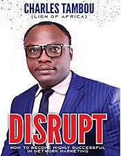 DISRUPT! - Charles Tambou
