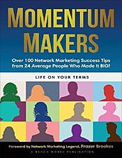 Momentum Makers - Jordan Adler & Frazer Brookes