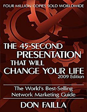 The 45 Second Presentation - Don Failla