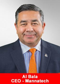 Mannatech, CEO, Al Bala