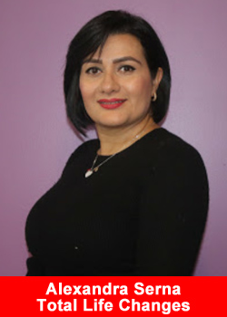 Total Life Changes, General Manager, Latin America Operations, Alexandra Serna