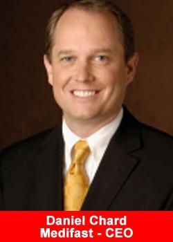 Medifast, CEO, Dan Chard