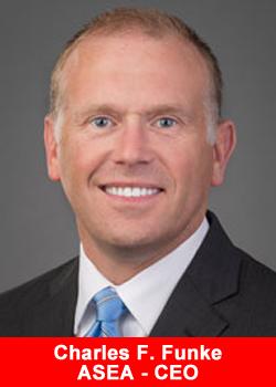 Charles Funke ASEA CEO