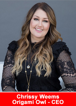 Origami Owl Co-Founder Chrissy Weems Named CEO » Direct ... - photo#35