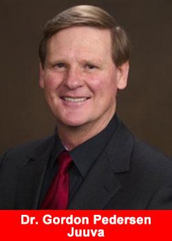 Dr. Gordon Pedersen, Juuva, Chief Scientific Officer