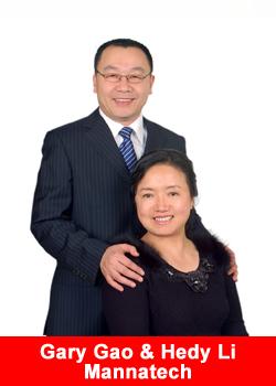 Mannatech, Platimum Presidentials, Gary Gao, Hedy Li