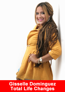 Total Life Changes, National Director, Gisselle Dominguez