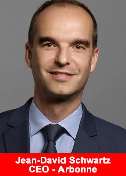 Arbonne Announces New CEO Jean-David Schwartz