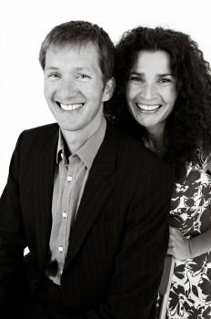Karen Rawcliffe and Harald Meijboom