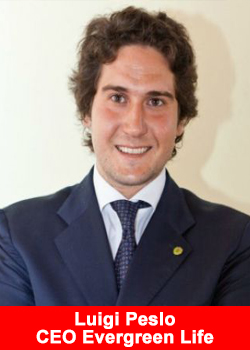 Luigi Peslo Evergreen life