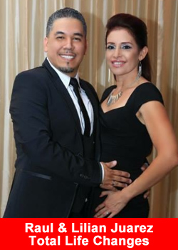 Total Life Changes, National Director, Raul and Lillian Juarez